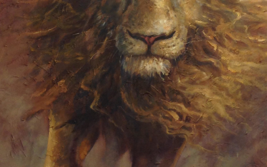 LIONS PAWS AND THORNS - Embodied Soul Awakening
